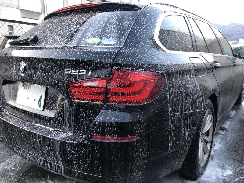 洗車【249,526km】