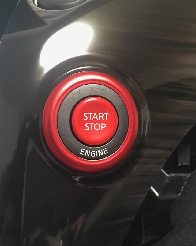 GT-R スターター装着