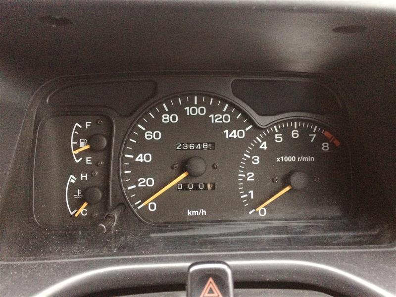 最後のドライブ(236485km)