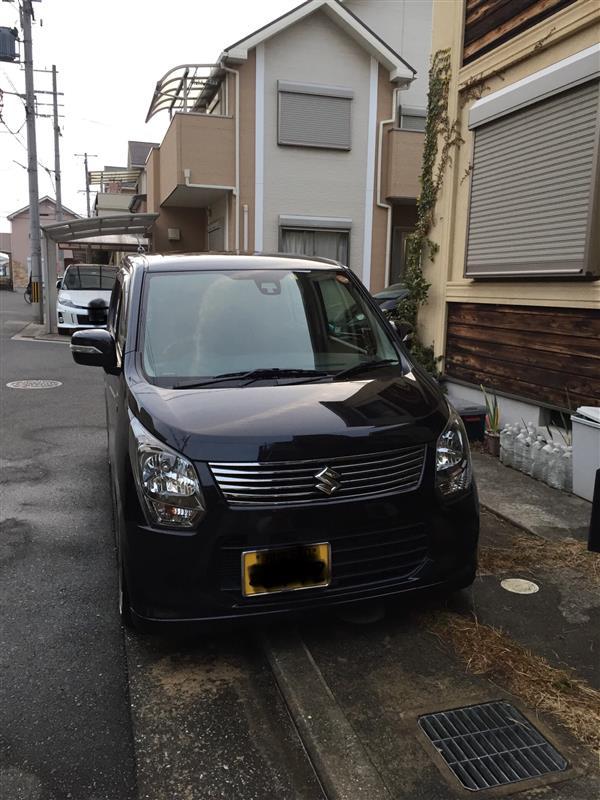 洗車しました〜〜( ´ ▽ ` )