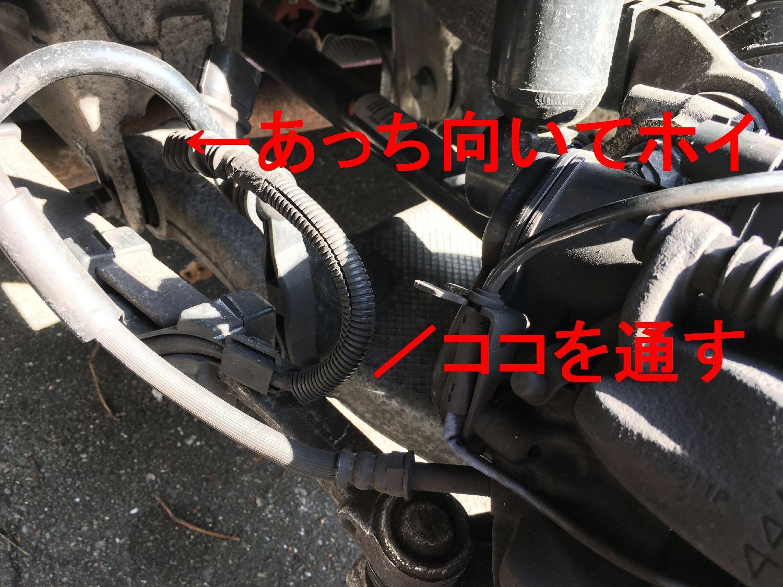 F06 BMW グランクーペ 車高調取り付け~リア編(F10)