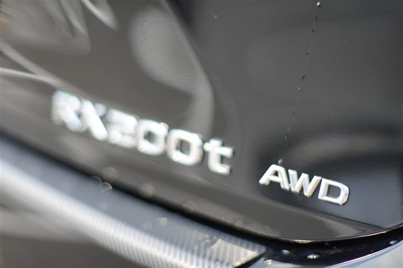 LEXUS AWD Emblem