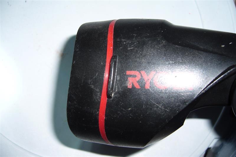 バッテリーライト リョービBFL-127 改造作業