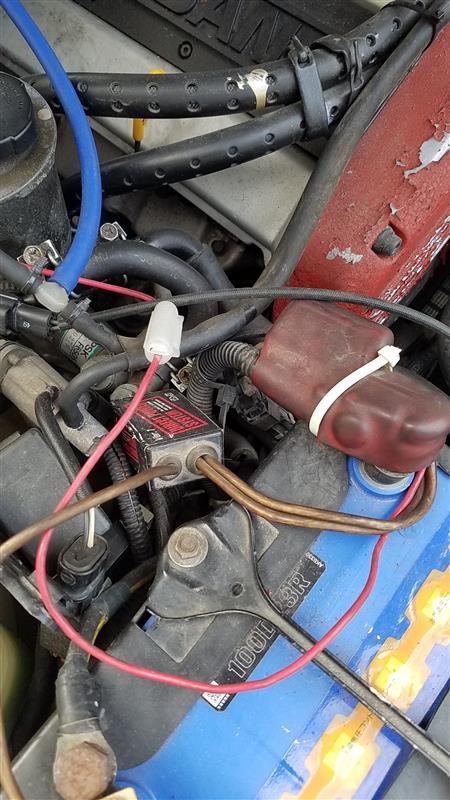 燃料タンク 前期化&燃料ポンプ組み込み 完了………