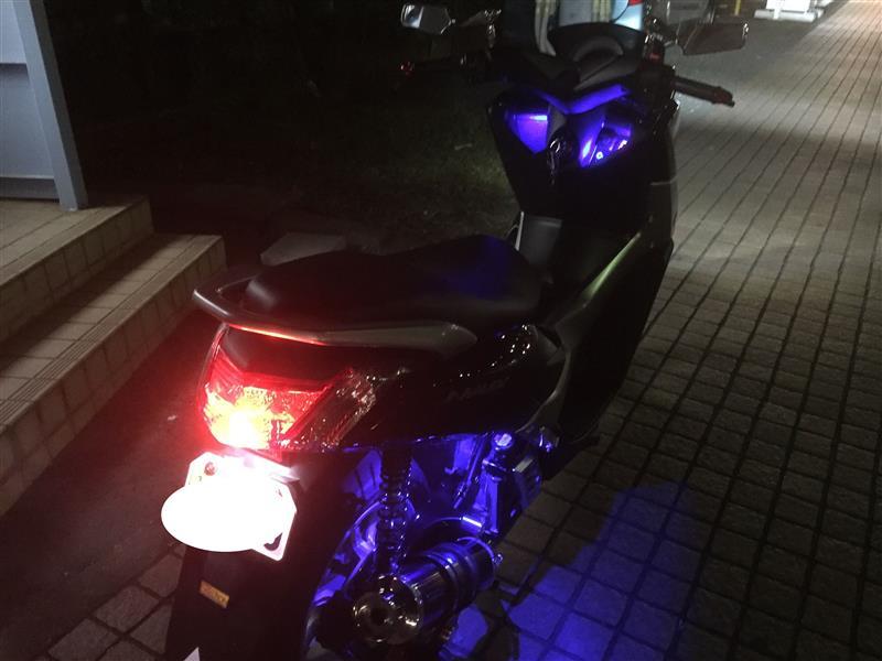 LED・レーザーフォグ取付