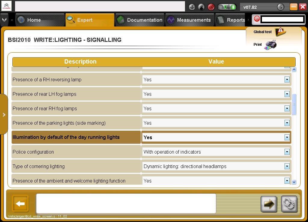 ポジションライトのデイライト化