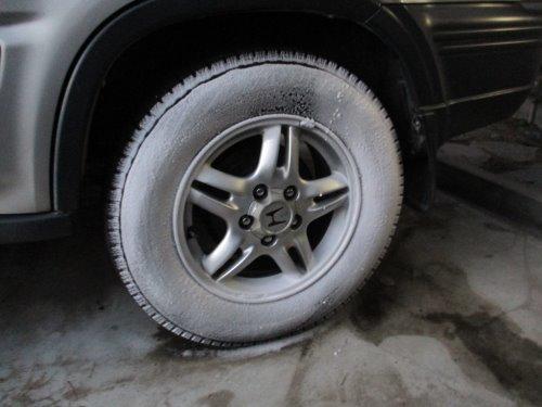 洗車しました