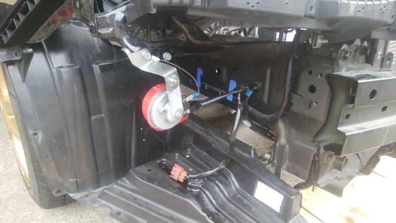 ホーン(BOSCH RallyStrada Type-R)交換 28885km