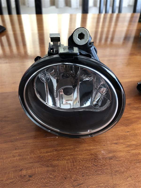 フロントフォグランプ LED化