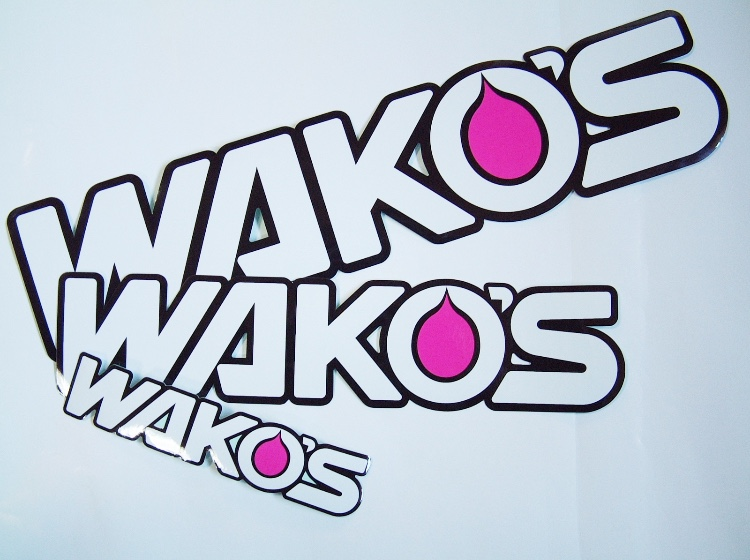 Wako'sステッカー✨