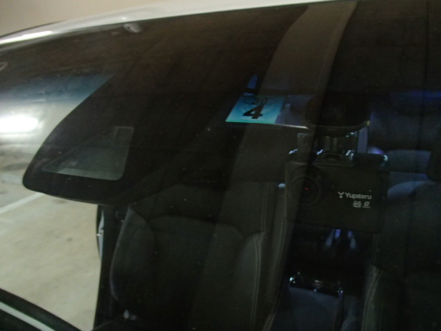 ドライブレコーダー交換