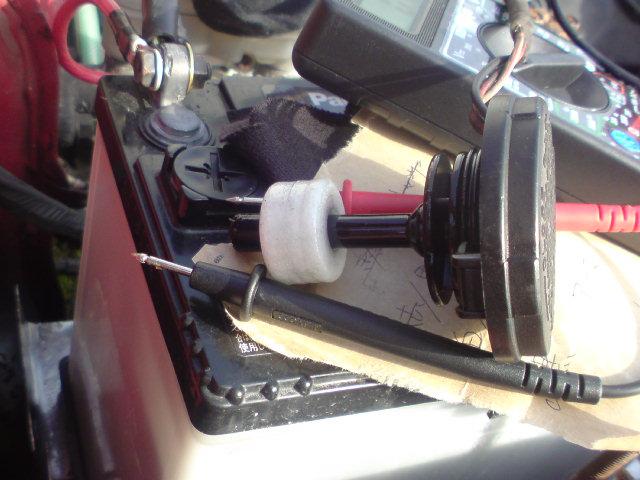 SJ30 ジムニー再生計画 ブレーキ警告灯の不灯修理①