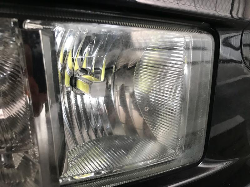 LEDフォグバルブに交換