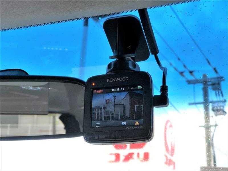 ドライブレコーダー(KNA-DR300)取り付け