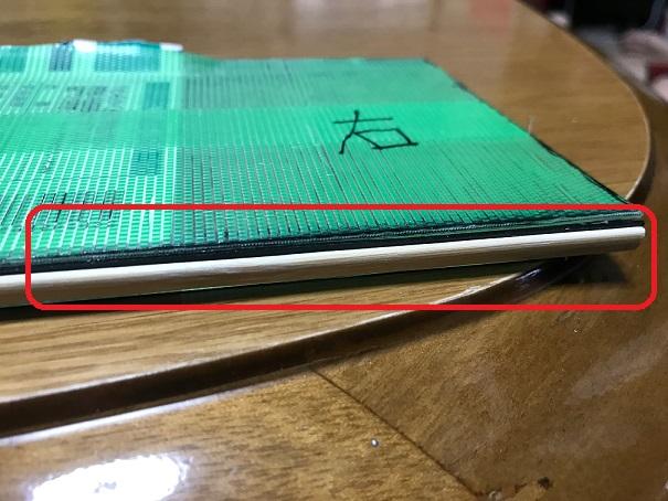 ルームランプ増設(パネル加工vol.2)
