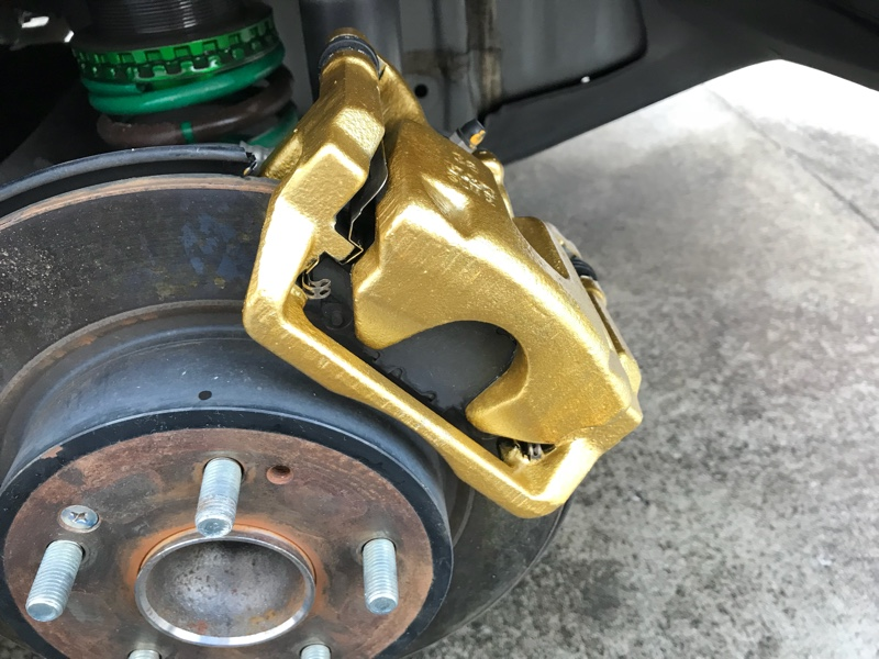 タイヤ交換やら色々