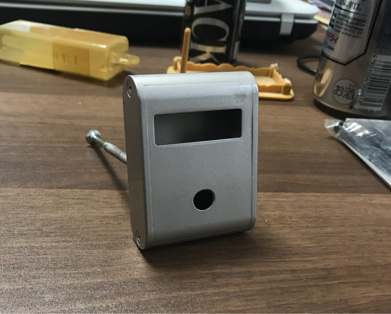 リアヒーター自動温調ユニットその4完結
