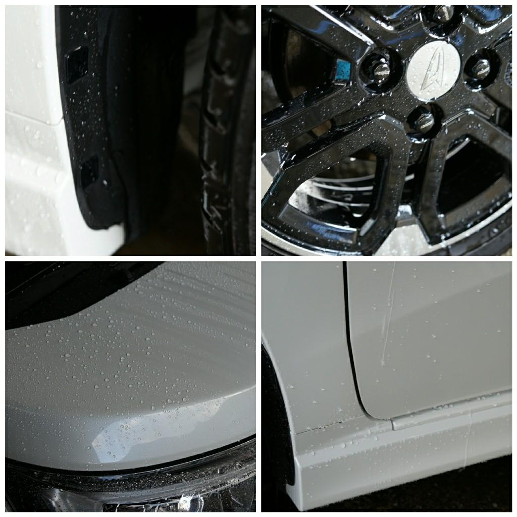 洗車スタイル