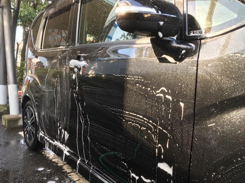 メインの洗車8回目‼️