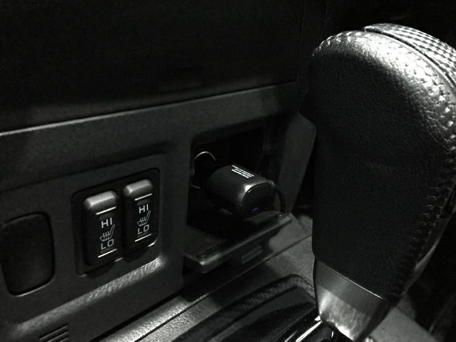 ドライブレコーダー 追加