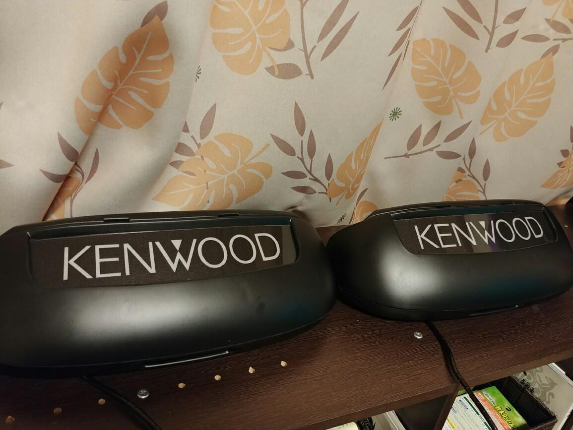 KENWOODスピーカーKSC-440 レストアその3