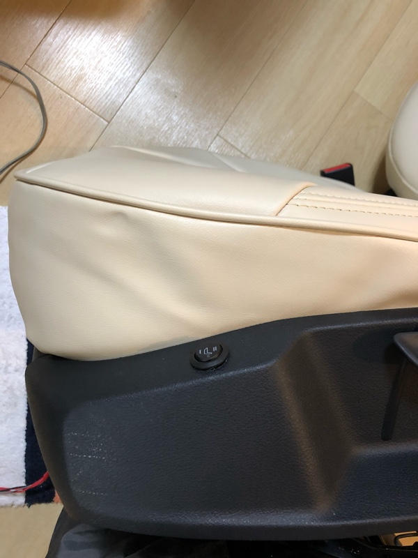 エルディーネ CL  シートカバー シートヒーター