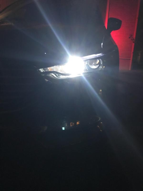 スモールライト  LED化