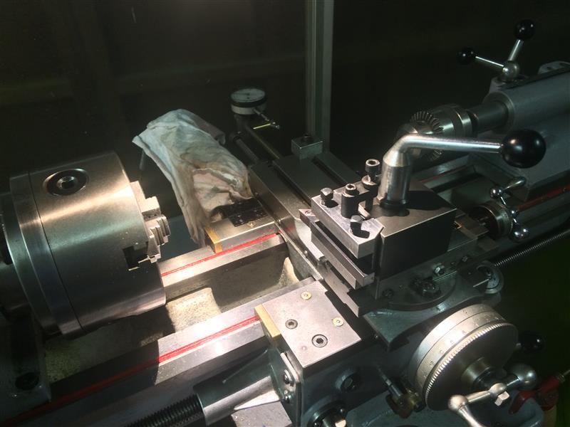 キャブレタボデイのネジ修理