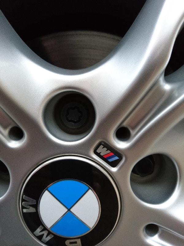 BMW純正 盗難防止用ホイール ロックボルト セット(McGard 社製)