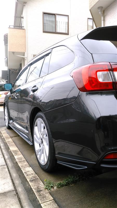 LEVORG 4回目洗車‼