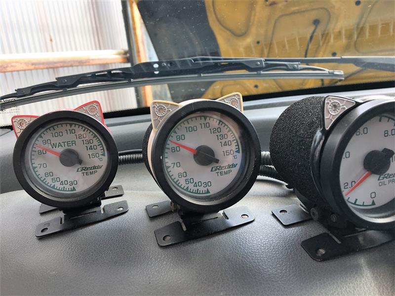 GReddy水温センサー(互換品)交換