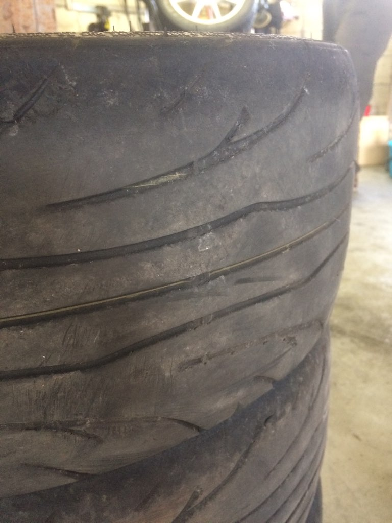 タイヤ交換(2回目)