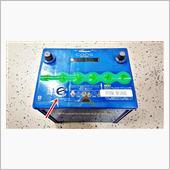 バッテリー液の補充 Panasonic caos(C4) 2017/11/01 163,510kmの画像