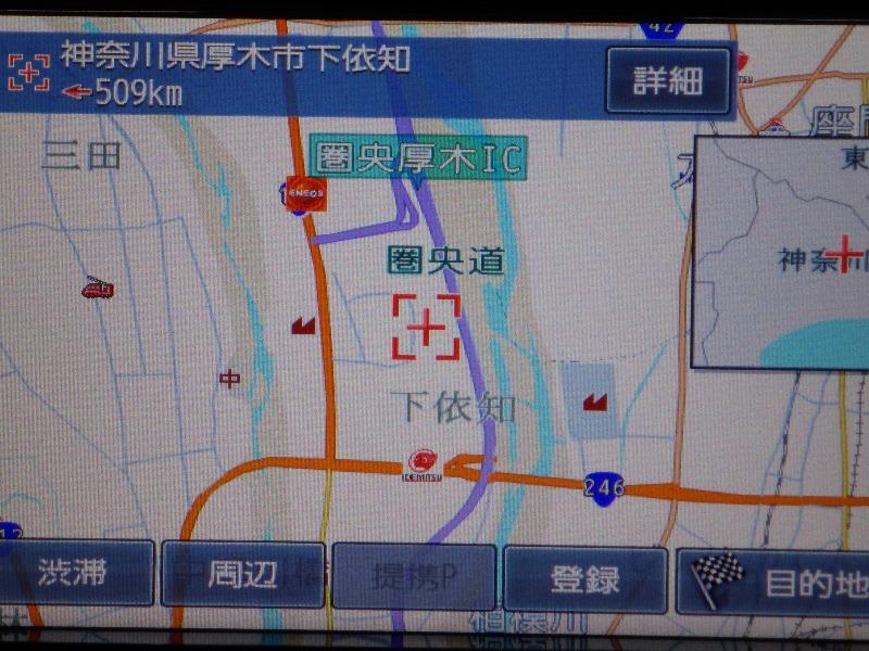 MDV-L502 地図更新