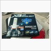 ジェンマ250  LED化
