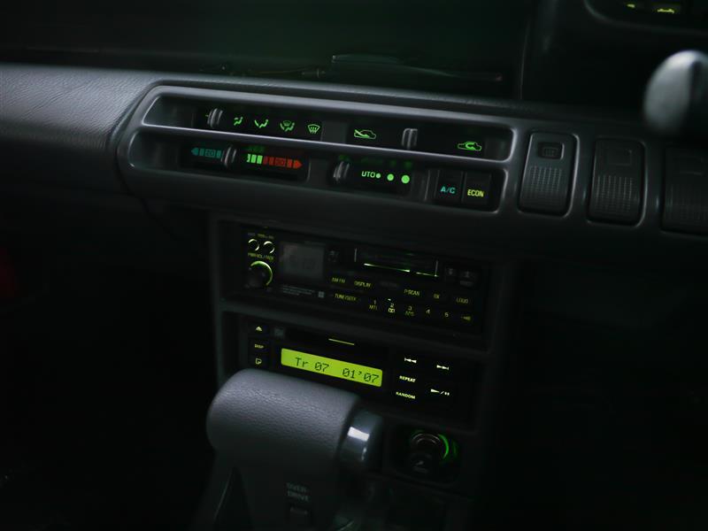 富士通TEN E300Z,E300C取り付け