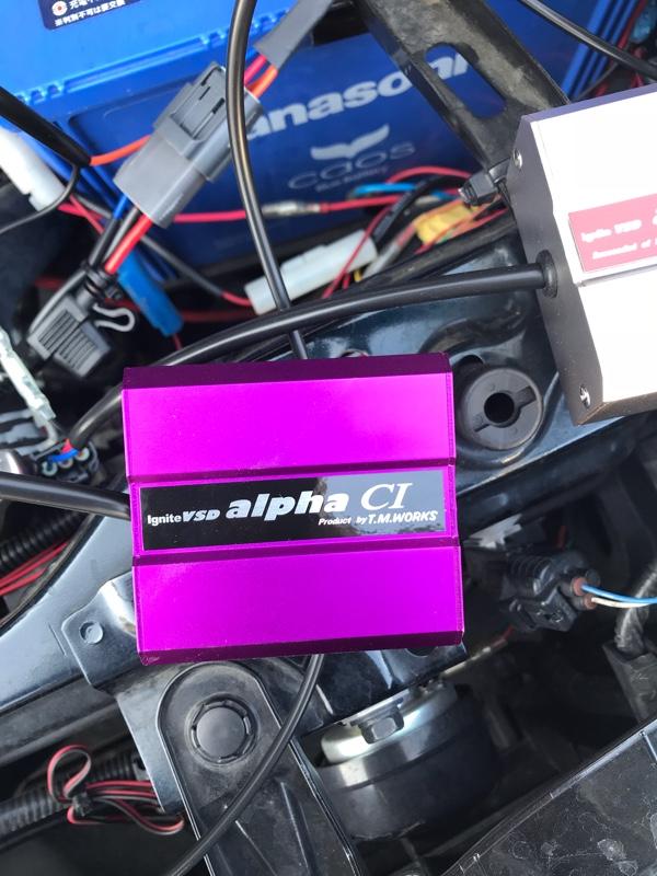 T.M.WORKS Ignite VSD alpha 16v &  CI
