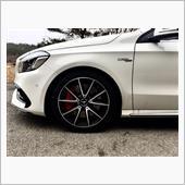 AMG ブラックタイプホイール