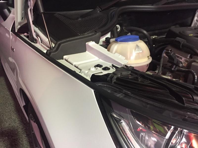 保護材で新車の綺麗さを維持‼︎