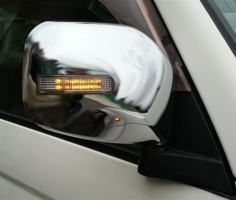 ウインカーミラー 配線/点灯