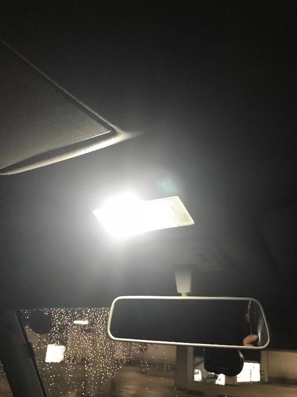 7点セット スペーシアMK32S 7点 LEDルームランプ カスタム