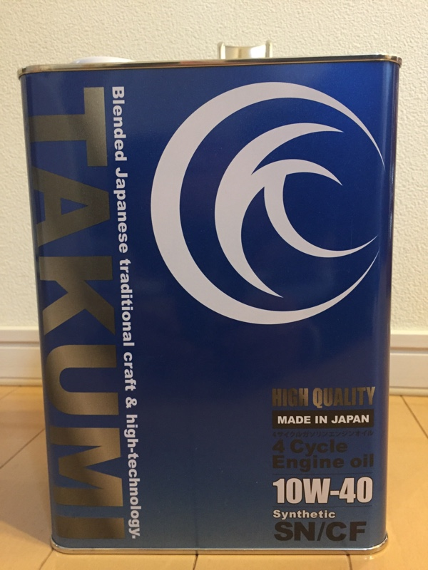 TAKUMI HIGH QUALITY 10w 40