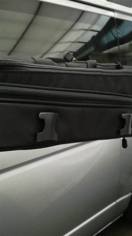 ヘンリービギンズ シートバッグ返品交換