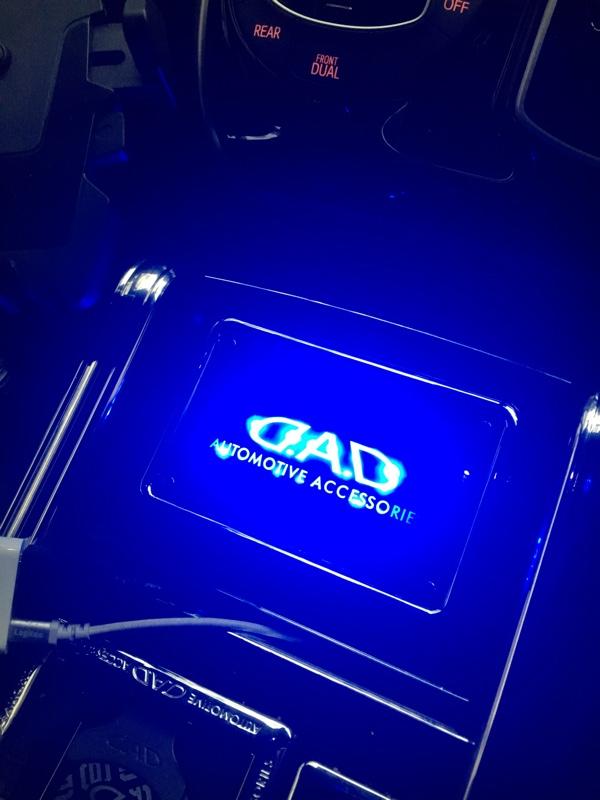 DADコンソールのイルミを自作LED交換