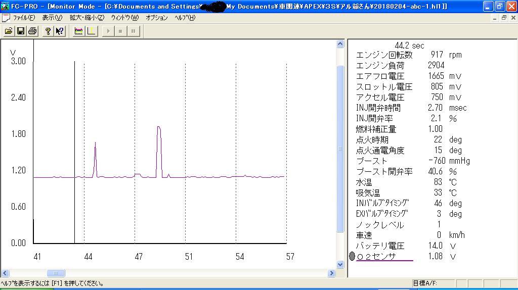 PLX DM-6 動作不良 No.1