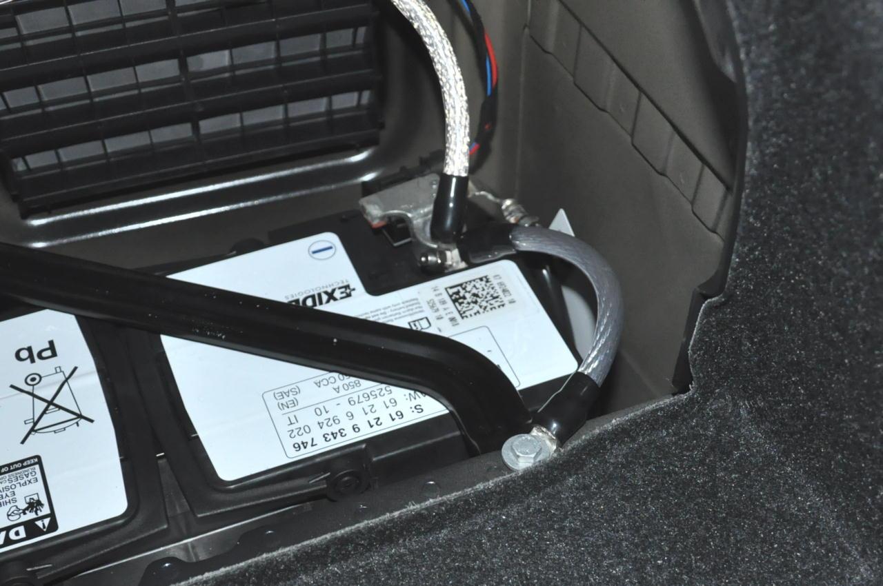 BMW 前期 F32 → LCI F32 移植のまとめ ③