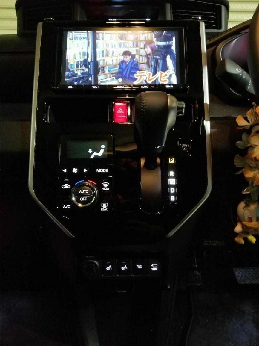 シートヒーター・イルミ・VIEWスイッチ LED打ち替え(*^^*) その2