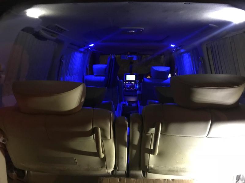 車内照明地道にLED化2