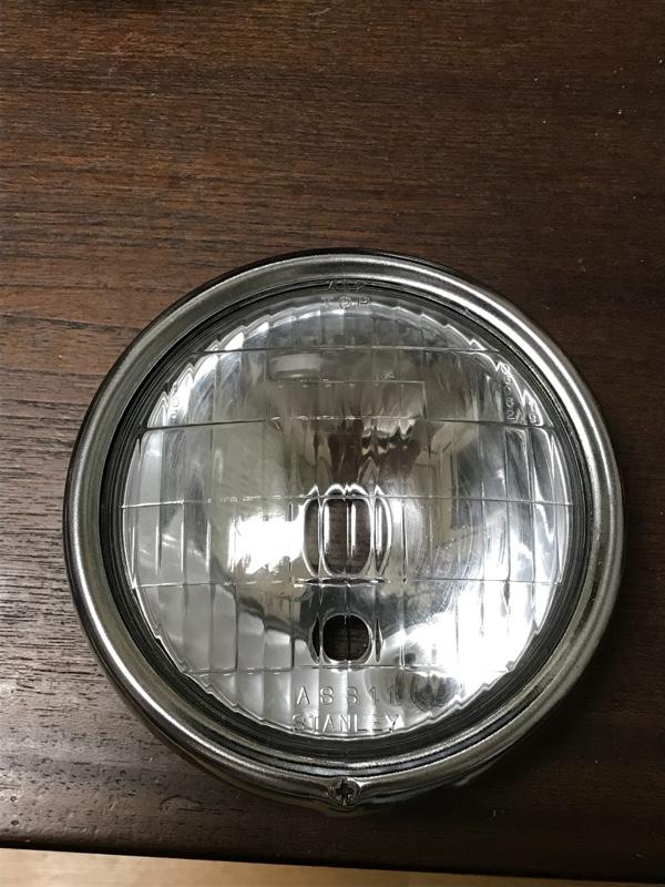 ヘッドライトメンテ