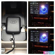 3シリーズ クーペ BMW E92 GPSアンテナ取り付けのカスタム手順1